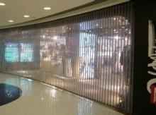 商铺用水晶卷帘门